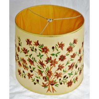Vintage Floral Cut Out Drum lampshade Preview