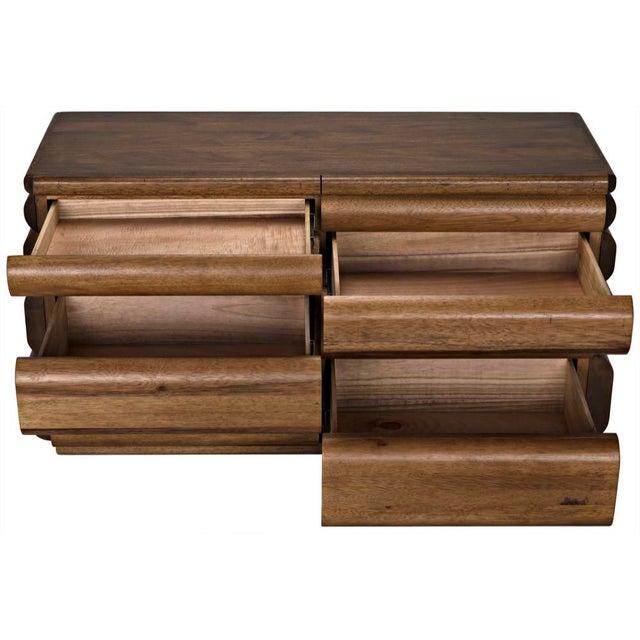 2020s Corinth Sideboard, Dark Walnut For Sale - Image 5 of 11