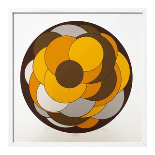 """Bubbles Honey"" Original Serigraphy by Alfredo Orozco For Sale"