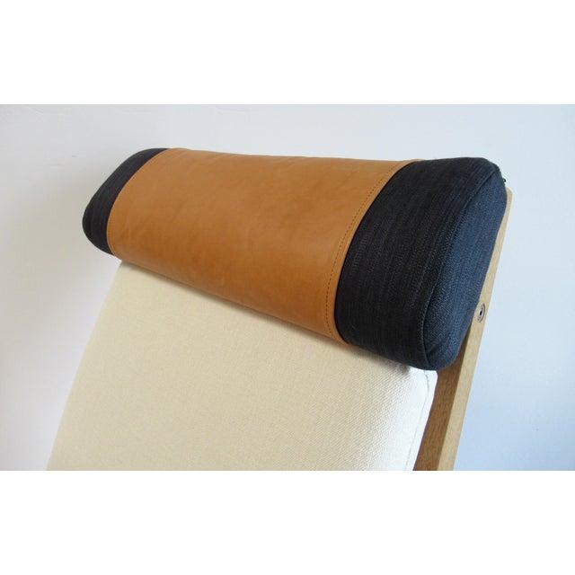 "Circa 1960's Hans J. Wegner Denmark ""Getama"" Lounge Chairs- a Pair For Sale - Image 10 of 13"