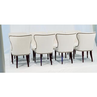 Modern Vanguard Dining Chairs- Set 8 Preview
