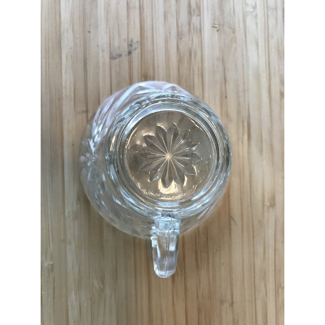 Anchor Hocking Star of David Punch Bowl Set For Sale - Image 9 of 10