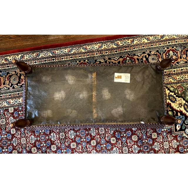 Late 20th Century Lee Industries Ottoman For Sale In Denver - Image 6 of 7