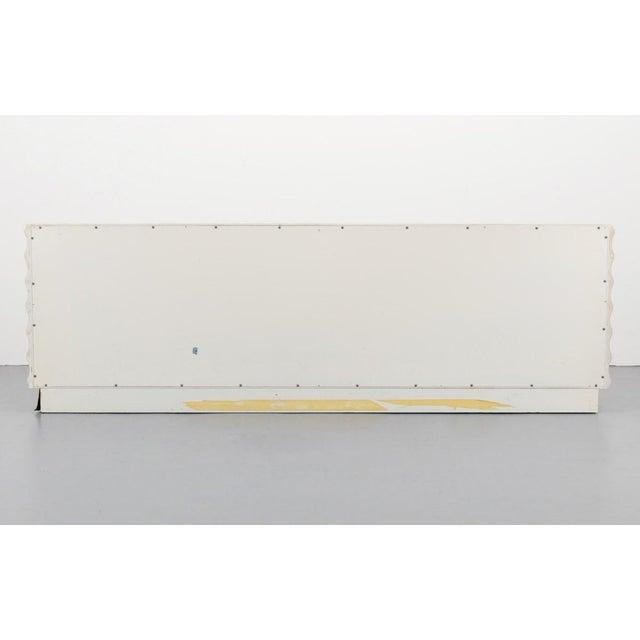 Metal Modern Tommi Parzinger Lowboy Dresser For Sale - Image 7 of 11