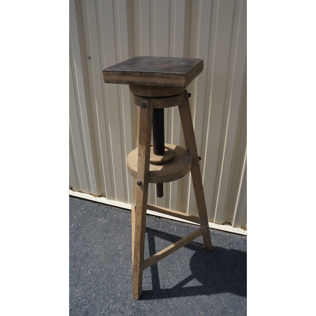 Antique European Survey Stand - Image 2 of 3