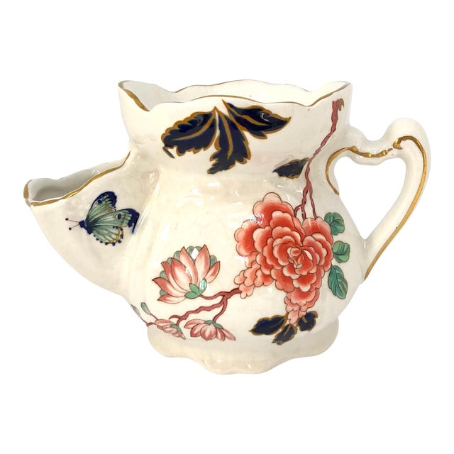 Vintage Chinese Rose Old Foley James Kent Staffordshire For Sale