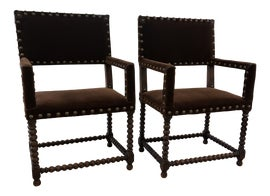 Image of Mediterranean Accent Chairs
