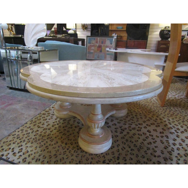 Monteverdi Young Clover Shape Coffee Table - Image 2 of 4