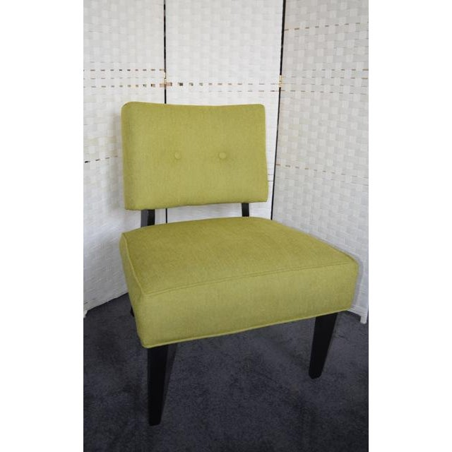 Billy Haines Style Mid-Century Accent Chair - Image 4 of 4
