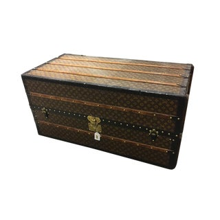 Louis Vuitton Wardrobe Trunk For Sale