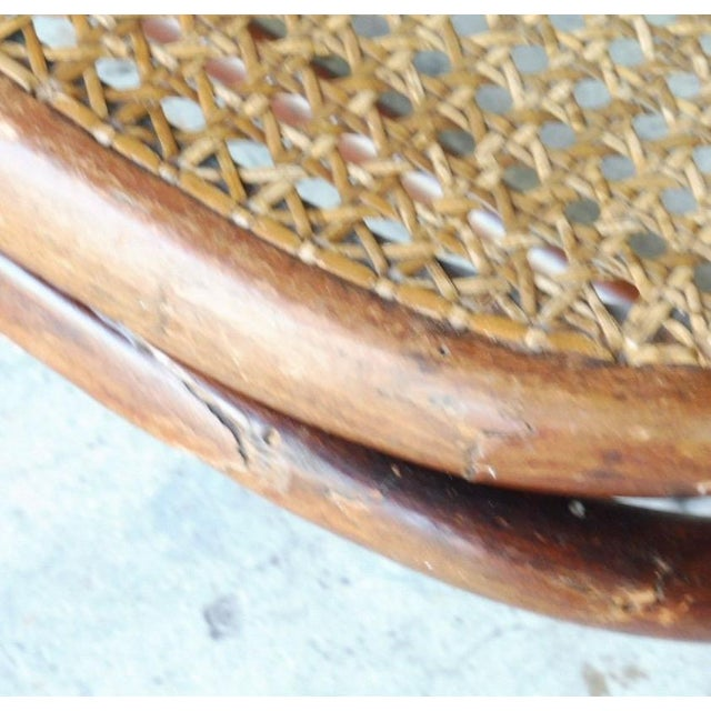 20th Century Mid-Century Modern Thonet Chaise Lounge Chair For Sale - Image 12 of 13
