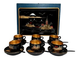 Image of Japanese Coffee and Tea Service