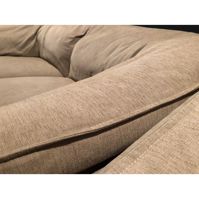 Vintage Danish Niels Eilersen Sofa -A Pair For Sale - Image 10 of 11