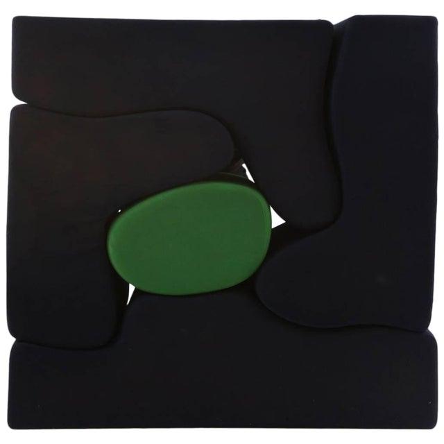 1960s Vintage Roberto Matta for Knoll Malitte Sofa- 5 Pieces For Sale