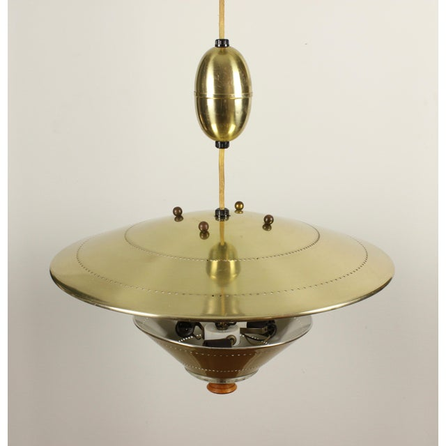 Imperialites Atomic Ceiling Pendant Light - Image 5 of 6