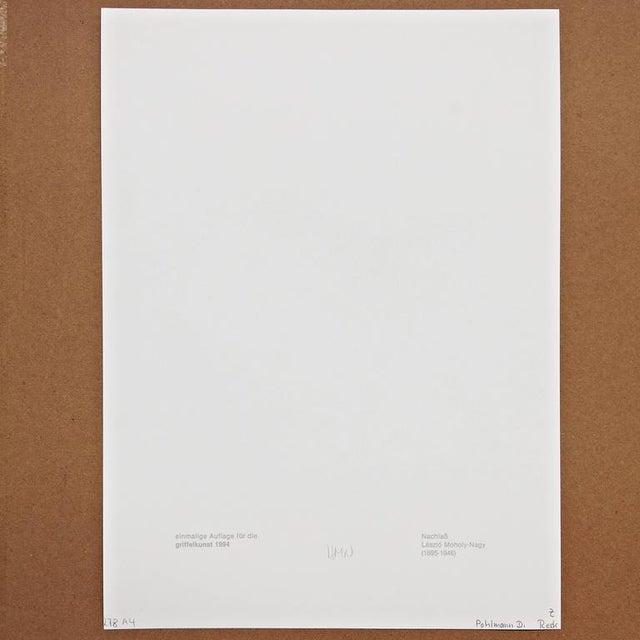 László Moholy-Nagy Photography - Image 5 of 8
