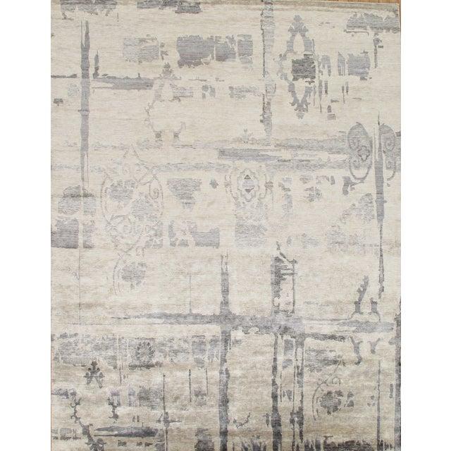 Pasargad Modern Bamboo Silk Area Rug - 8' x 10' - Image 1 of 2