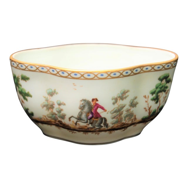 Richard Ginori Gin 117 Small Trinket Bowl - Image 1 of 6
