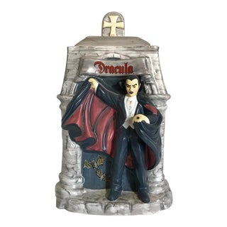 Universal Studios Monsters Cookie Jar - Dracula Bela Lugosi Nwob