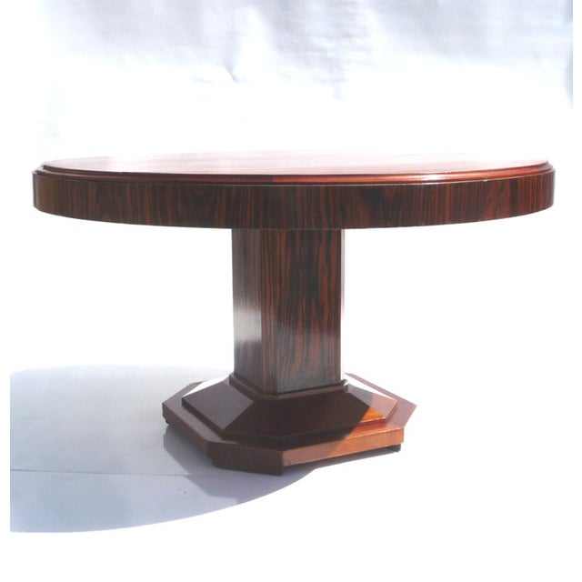 Louis Majorelle Dining Table - Image 3 of 6