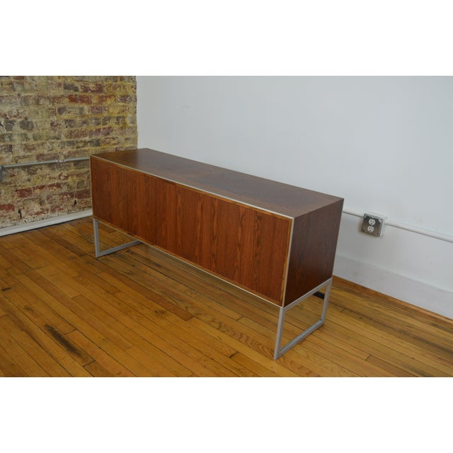 Bang & Olufsen Rosewood Console For Sale - Image 4 of 8