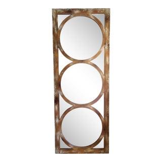 Contemporary Hooker Furniture Melange Encircle Floor Mirror For Sale