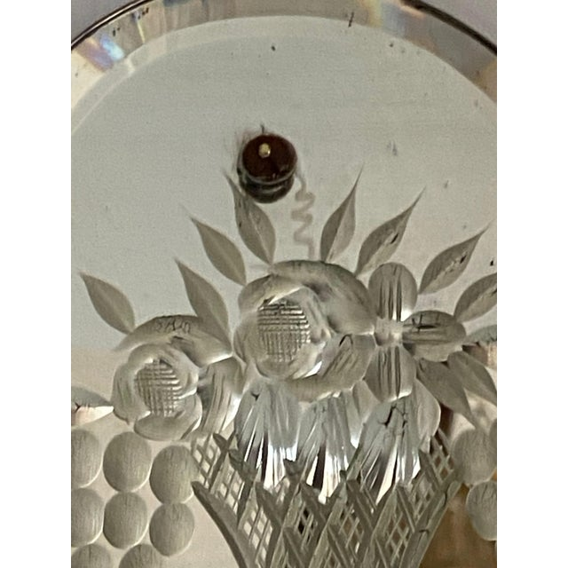 Mid 20th Century Venetian Mirrors - a Pair For Sale - Image 5 of 8