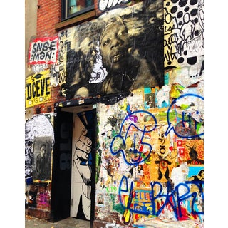 Contemporary New York Street Art Photograph For Sale