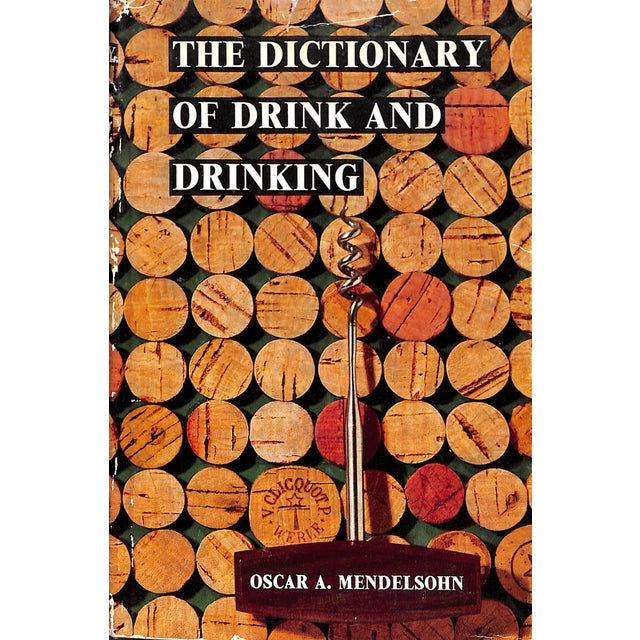 """The Dictionary of Drink and Drinking"" Cocktail Book - Image 4 of 4"