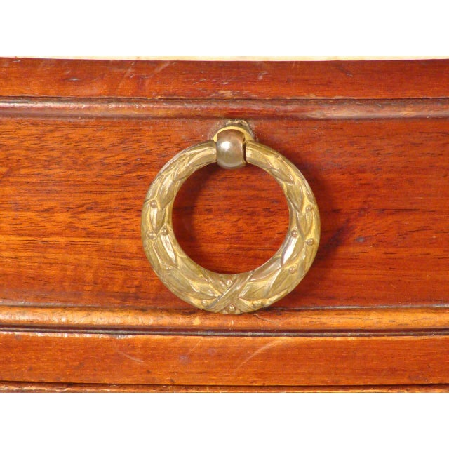 Louis XVI Style Console Table For Sale - Image 10 of 11