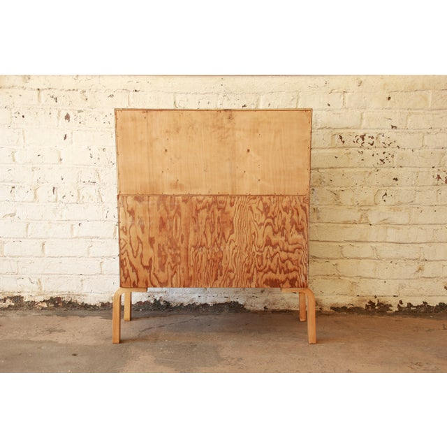 Alvar Aalto 802 Secretary Desk For Sale - Image 11 of 11