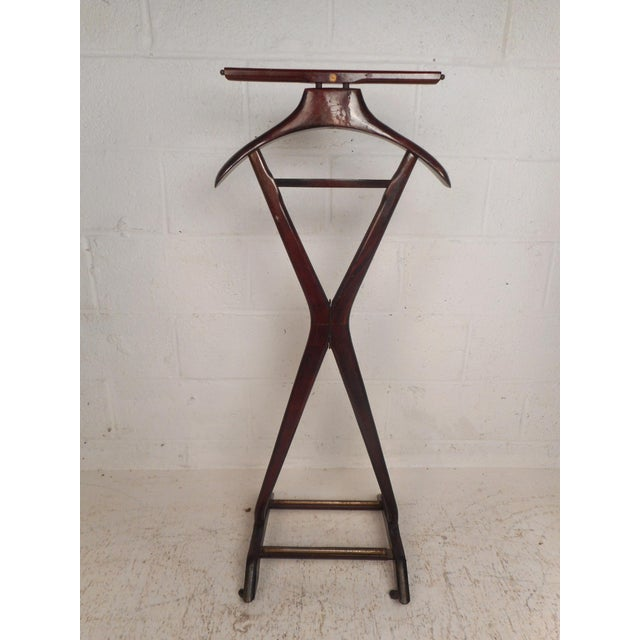 Mid-Century Modern Valet by Ico Parisi for Fratelli Reguitti For Sale - Image 13 of 13