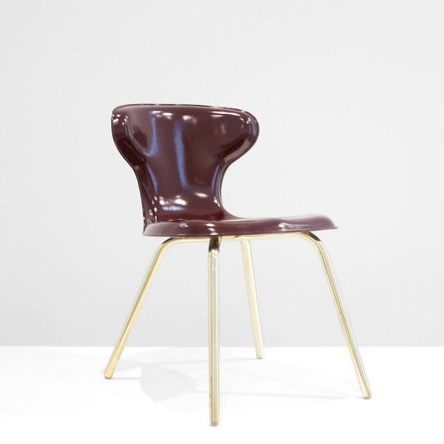 Egmont Arens Egmont Arens, Fiberglass Chair, C. 1950 - 1959 For Sale - Image 4 of 8