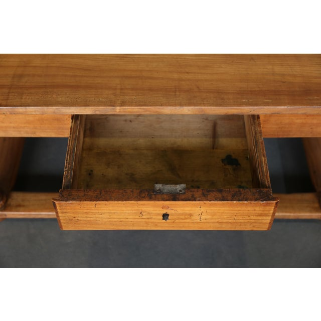 Late 19th Century Antique 19th Century Coffee Table For Sale - Image 5 of 6