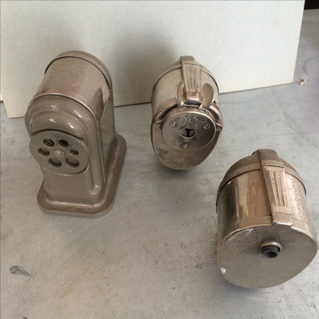 Vintage Pencil Sharpeners - Set of 3 - Image 3 of 5