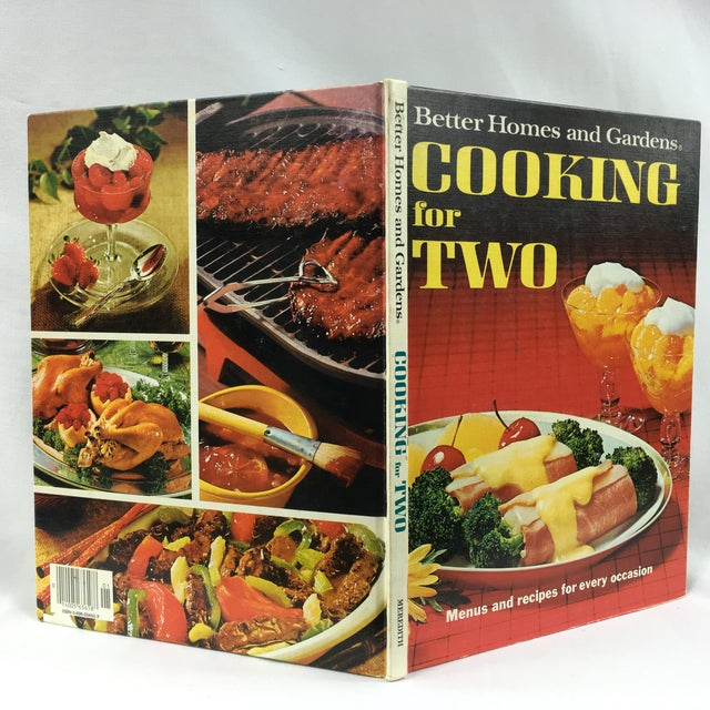 Mid Century Cookbook - Cooking for Two - Image 3 of 8