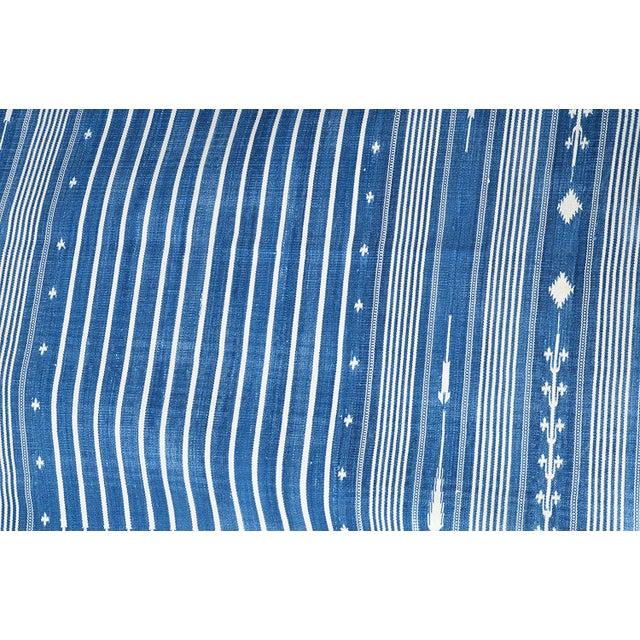 Casa Cosima Foxglove Rug, 8x10, Blue & White For Sale - Image 4 of 5