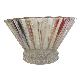 Rosenthal Lead Crystal Bowl For Sale