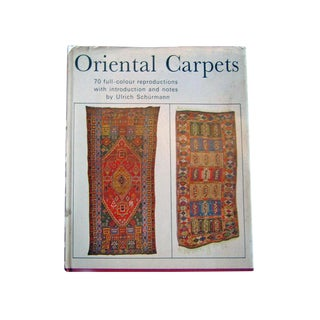 Oriental Carpets by Ulrich Schurmann / Paul Hamlyn For Sale