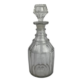 Mid 19th Century English Decanter For Sale