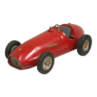 Ferrari 1953 500 F2 in 1:16 Scale, 100% Original Paint
