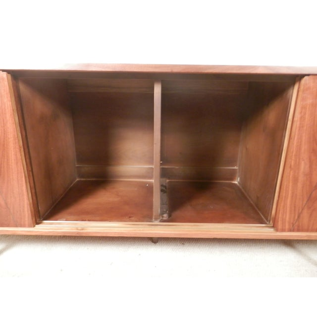 Mid-Century Modern American Credenza - Image 7 of 9