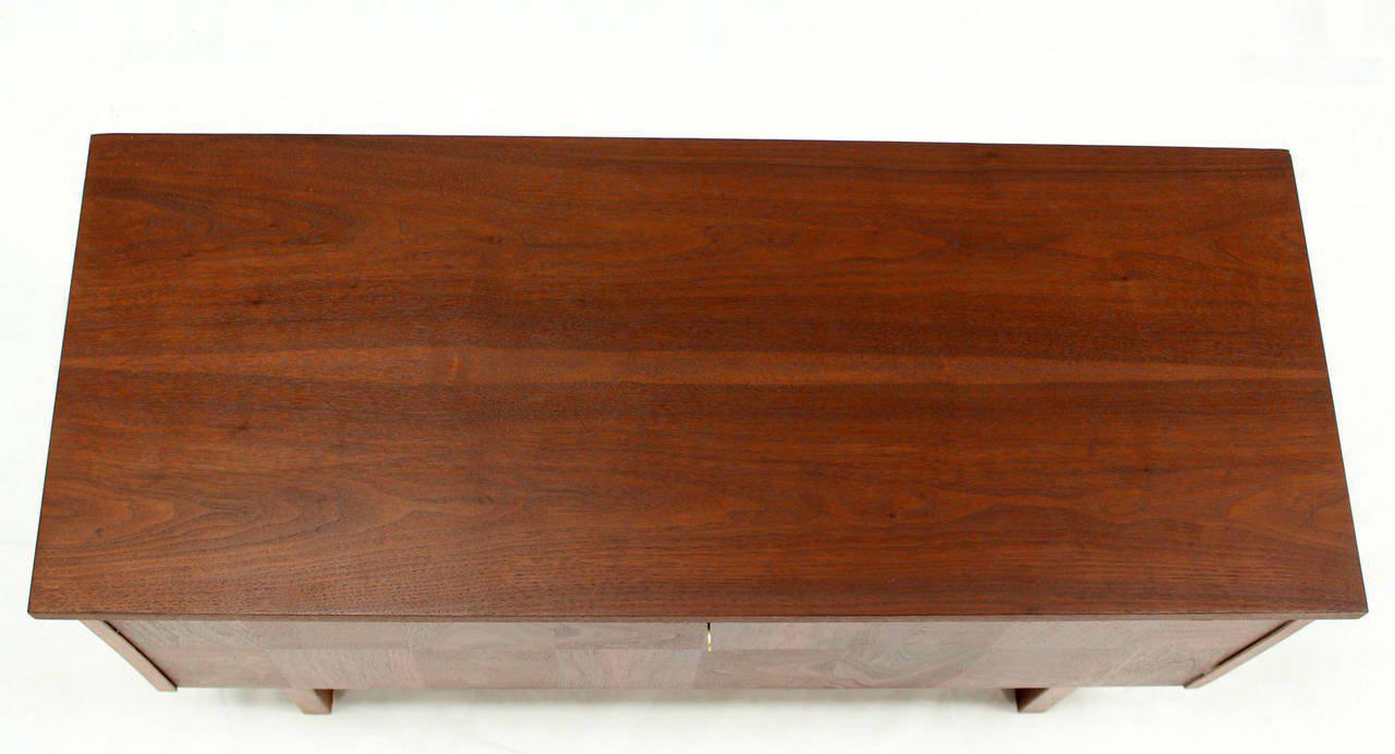 Well-known Excellent Lane Mid-Century Modern Cedar Walnut Hope Chest Trunk w  XQ57