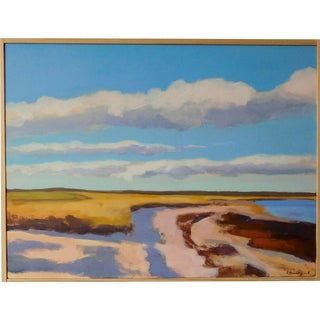 Beach Walk by Anne Carrozza Remick For Sale