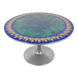 Bjorn Winblad Painted Center Table For Sale