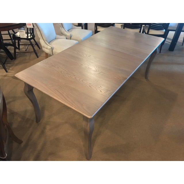 We have a hand made Amish Dining Table by Simply Amish with the Avalon Legs Available. The wood species is Quarter Sawn...