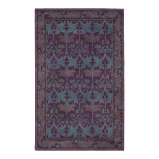 Mulberry Arts & Crafts Hand Tufted Rug - 8' x 10'