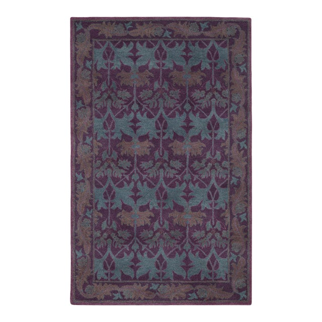 Mulberry Arts & Crafts Hand Tufted Rug - 8' x 10' - Image 1 of 3