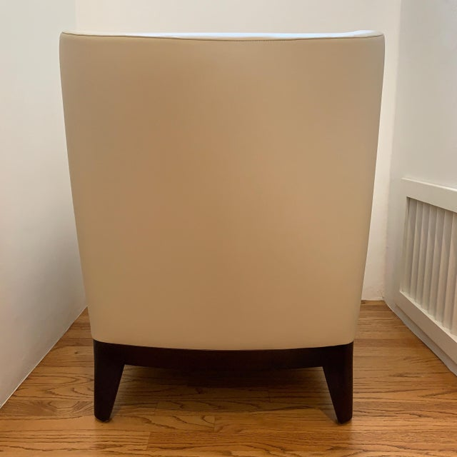 Contemporary Christian Liaigre at Holly Hunt Mandarin Chair For Sale - Image 3 of 9