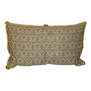 Antique Fortuny Pillow
